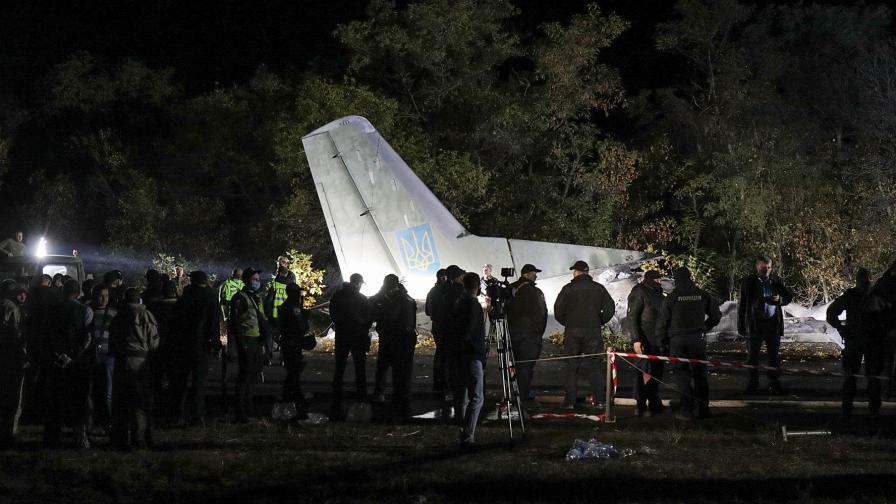 Ден на траур в Украйна след самолетната катастрофа