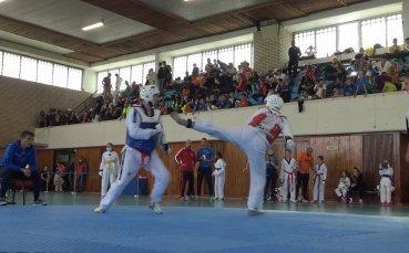 Първи турнир по таекуондо след пандемията
