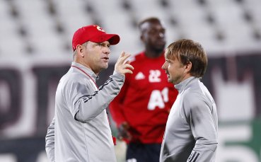 Треньорът на ЦСКА: Момчетата трябва да си повярват