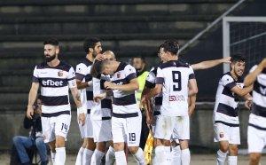 Локомотив Пд гони увеличаване на аванса на върха срещу Арда