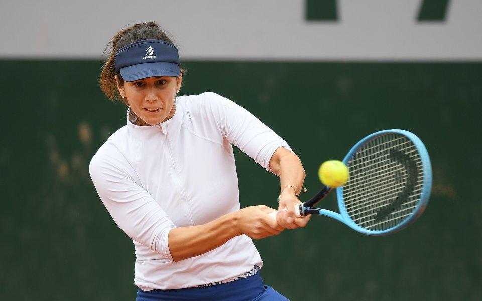 Пиронкова е на 134-о място в ранглистата, Томова е с три позиции по-надолу