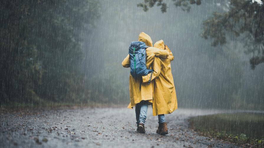 Дъжд и застудяване, къде ще вали