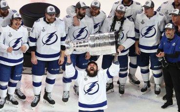 НХЛ има нов шампион