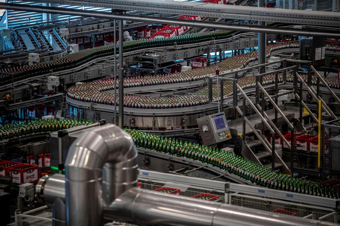 <p>Мартин пресъздава рецепта за стара холандска бира от колониалната епоха, като я приспособява към чешкия вкус и състоянието на местната вода, решаващ аспект за вкуса на всяка качествена бира.</p>