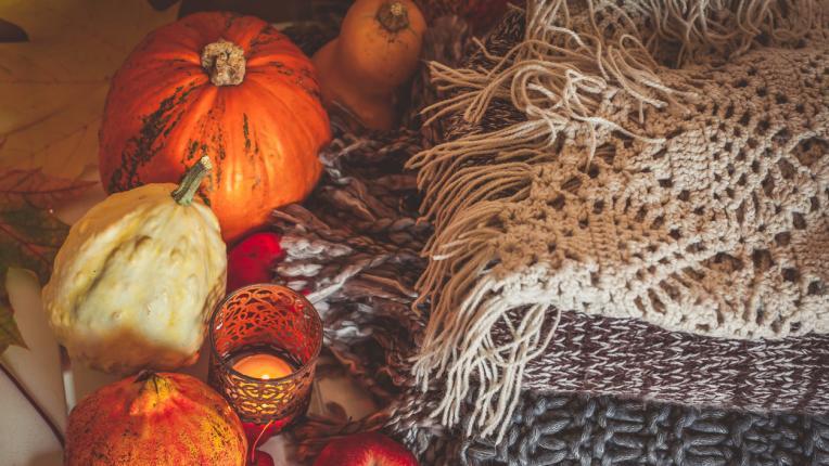 Декорации за есента, вдъхновени от природата