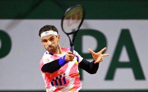 Димитров тръгна със сладка победа на Ролан Гарос