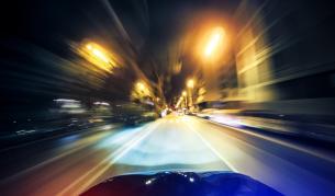 Непълнолетен предизвика зрелищна гонка с полицията