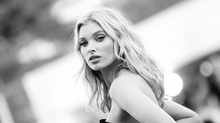 Съвършенството да носиш живот: моделът Елза Хоск съобщи бременността си с красива гола фотосесия