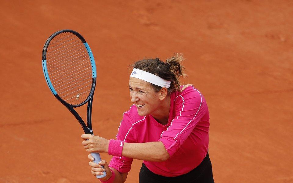 Виктория Азаренка достигна до финала на турнира на WTA в