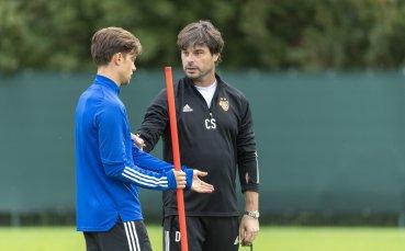 Треньорът на Базел: Проучили сме добре ЦСКА, бъдете сигурни