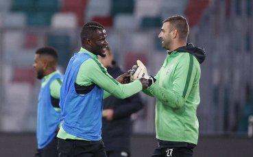 Лудогорец срещу Динамо Брест в битка за групите на Лига Европа