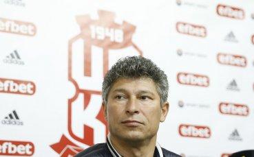 Балъков: Оттук насетне мачовете ще са само по-трудни