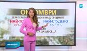 Прогноза за времето (01.10.2020 - следобедна емисия)