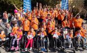 ParaKids с важна мисия на Софийския маратон по бягане