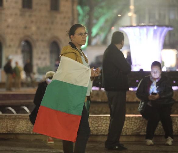 Антиправителствени протести за 85 вечер
