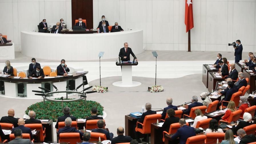Турция се противопостави на САЩ, Русия и Франция
