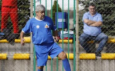 Легенда на Левски е песимист за бъдещето на отбора