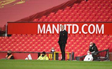 Манчестър Юнайтед обяви колосални загуби