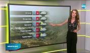 Прогноза за времето (06.10.2020 - сутрешна)