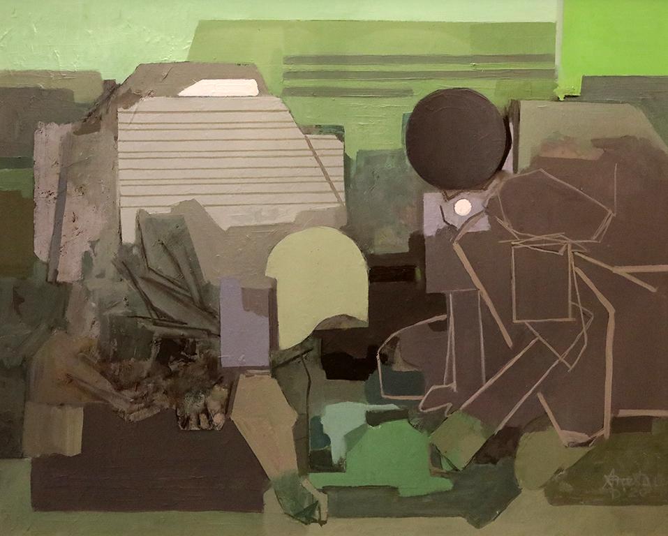 <p>Анета Дръгушану - Градината на човека 1</p>