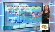 Прогноза за времето (06.10.2020 - следобедна емисия)