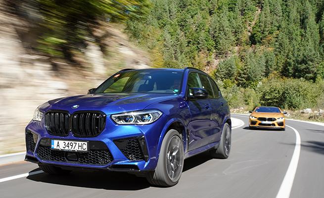 Ако ви се струва, че 249 100 лв. са много за X5 M, не се лъжете. Но нека ви кажа следното: общият брой на моделите на М ГмбХ в България достига до около 30 % от общата реализация на нови BMW автомобили в страната ни. Така че цената не е проблем.