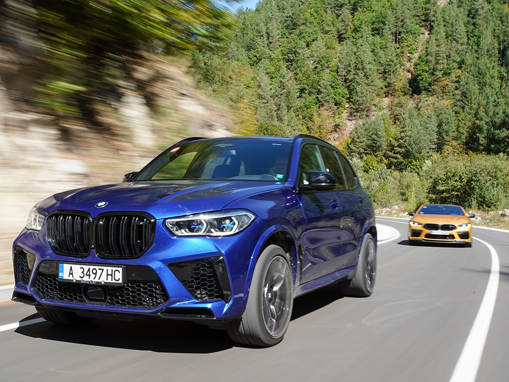 <p>X5 M Competition/BMW M Drive Tour галерия</p>