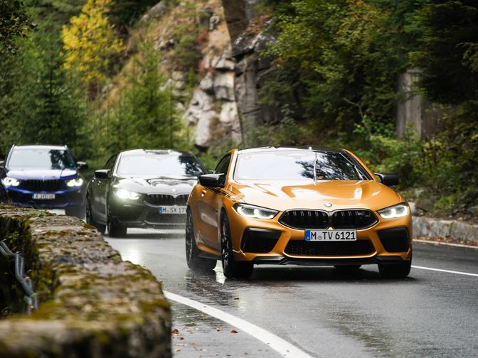 BMW M Drive Tour галерия