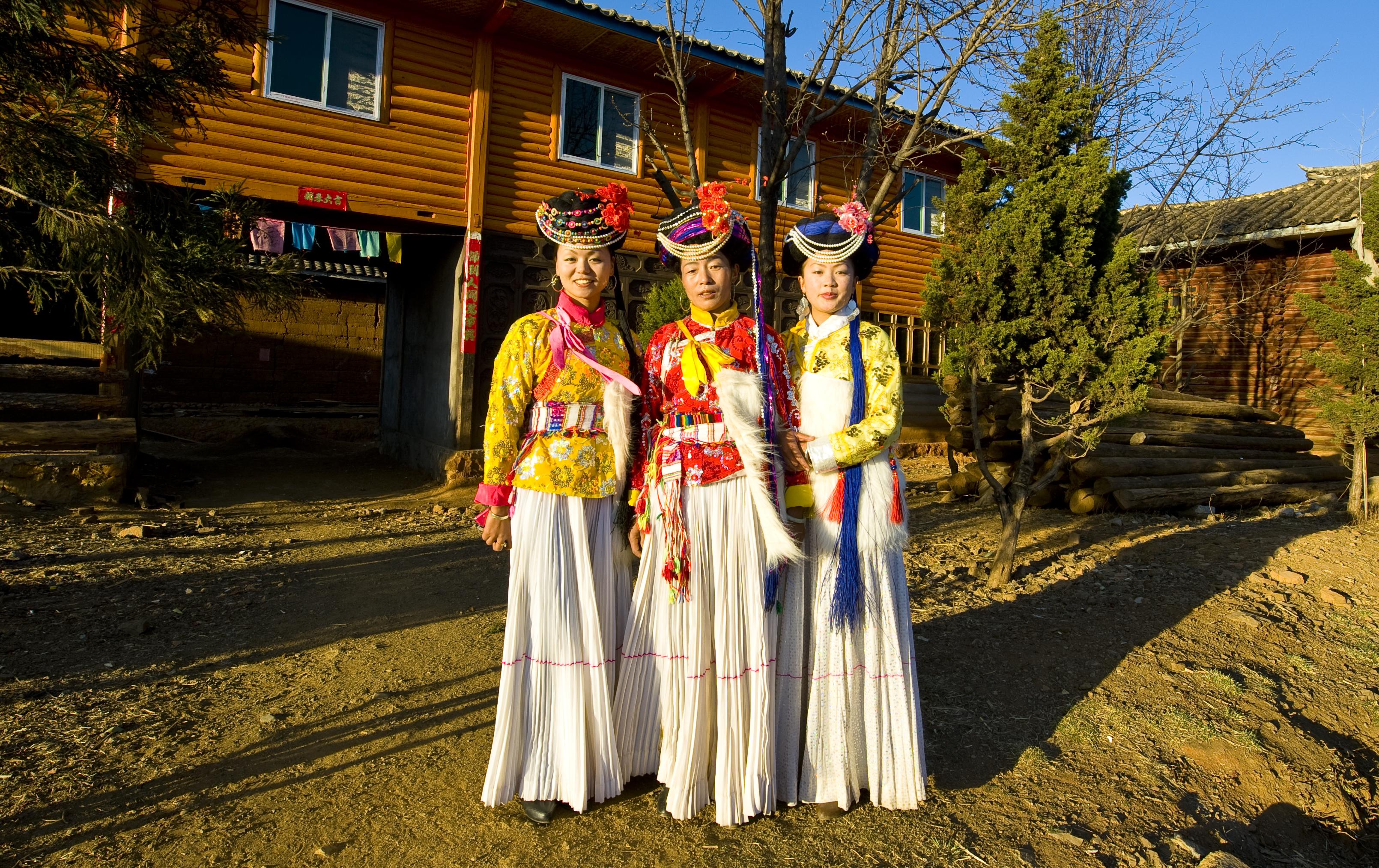 <p><strong>Племето Мосо в Китай</strong></p>