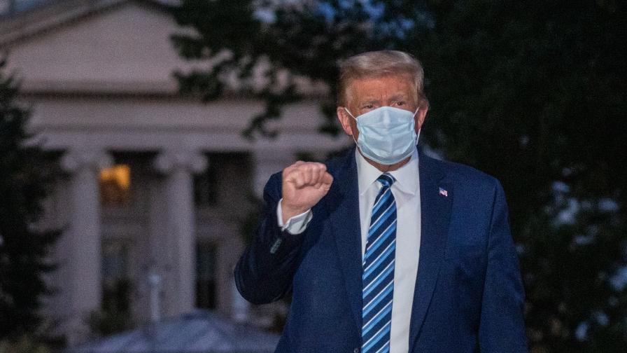 <p>Тръмп планира да хвърли в САЩ във въоръжен хаос</p>