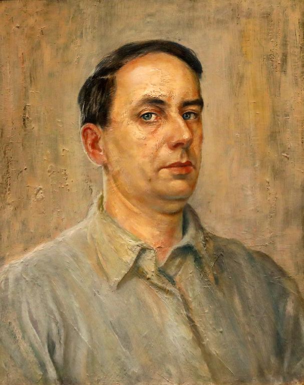 <p>Васил Стоилов, Автопортрет</p>