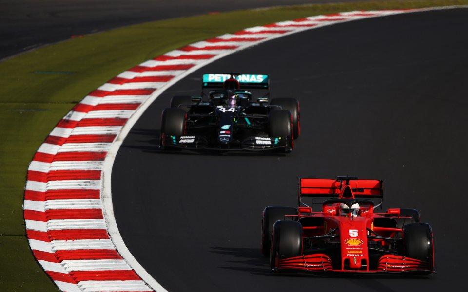 F1 оповести предварителен календар за 2021 година