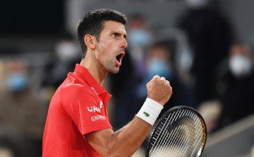 Джокович назова коя ще бъде следващата голяма звезда в тениса