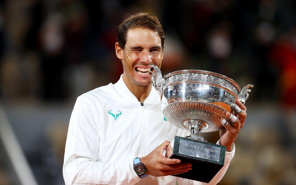 Бившият водач в световната ранглиста по тенис Анди Мъриопредели спечелената
