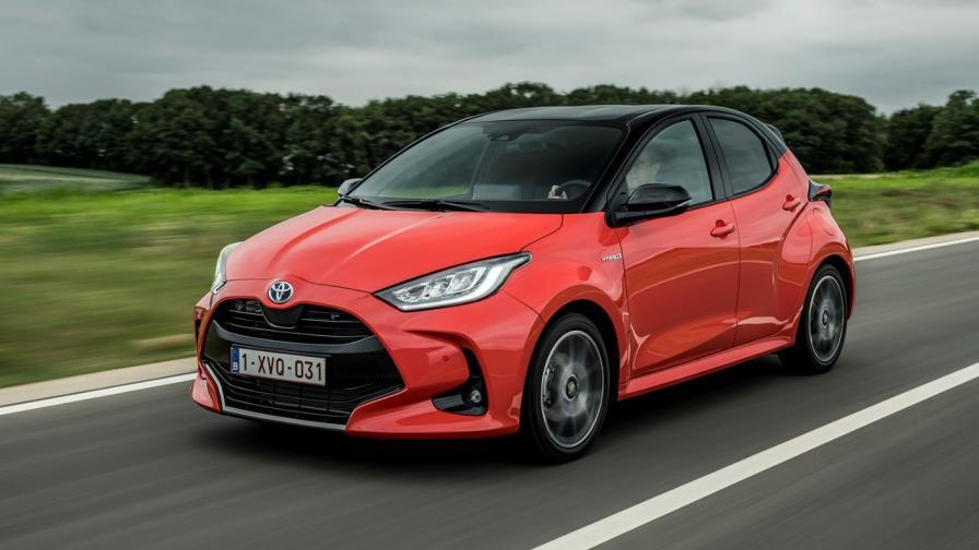 Разгледайте и тествайте новия Toyota Yaris