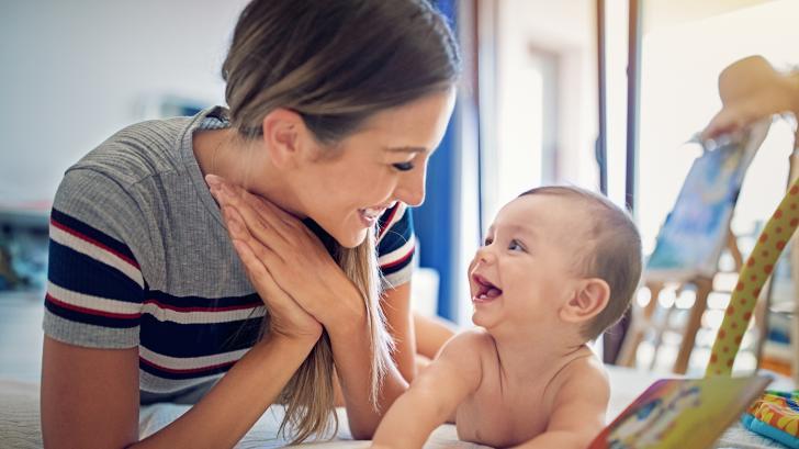 Здрава майка, щастливо бебе