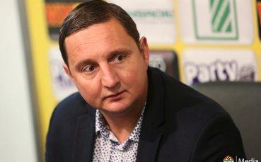 Караславов: Извинявам се на феновете на Ботев Пловдив
