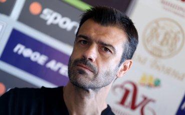 Кирилов: Дано Антверп не се превърне в черна котка и за Лудогорец