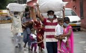 Обезпокоителен доклад за пандемията и миграцията