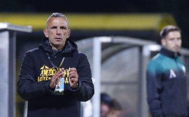 Петър Пенчев:Трябваше да решим мача по-рано