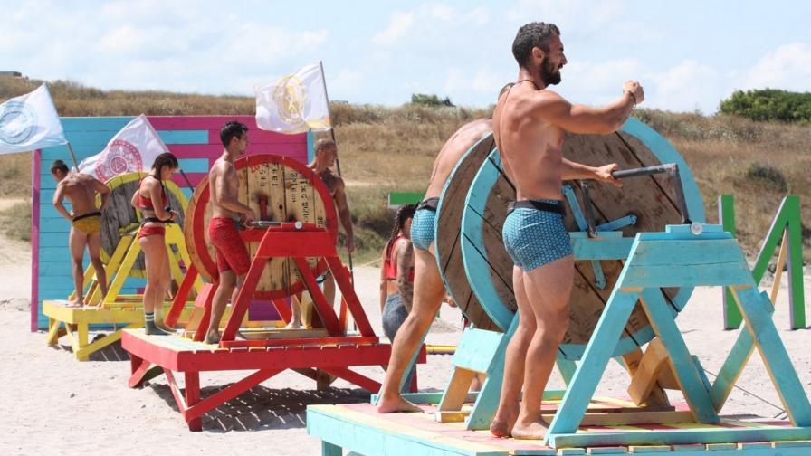 <p>Жътварите покоряват Резиденцията в &bdquo;Игри на волята: България&ldquo;</p>