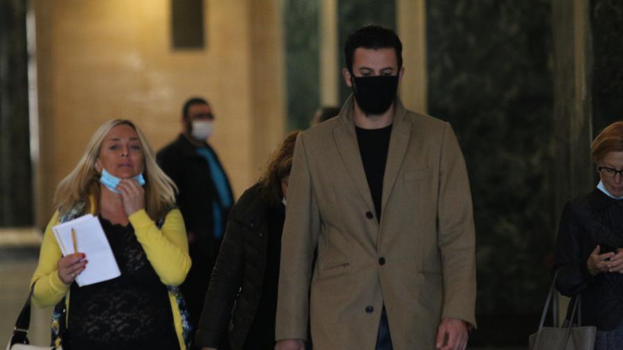 Йоан Матев запази мълчание пред медиите