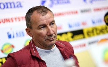 Белчев иска ЦСКА да играе, както го стори срещу Базел в плейофа