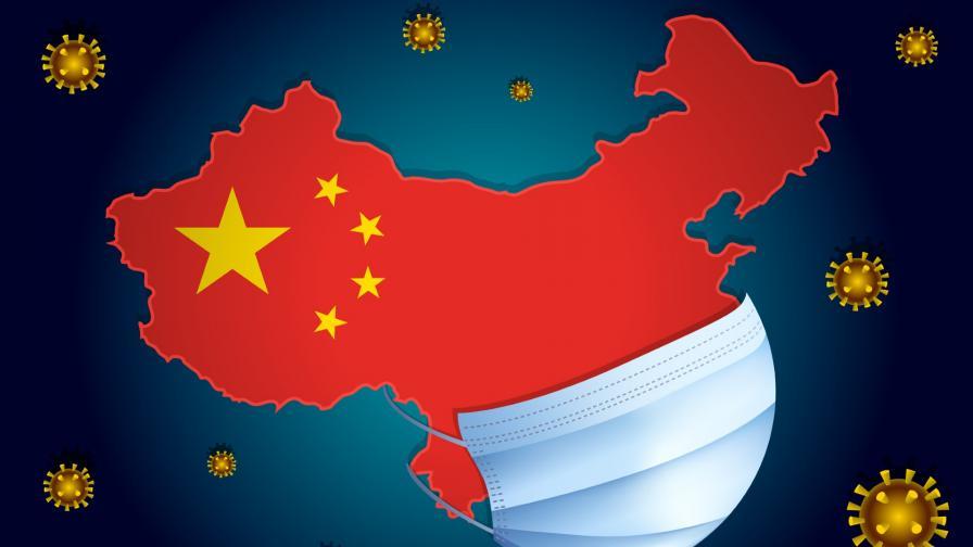 <p>Първа жертва на COVID-19 в Китай от 8 месеца</p>