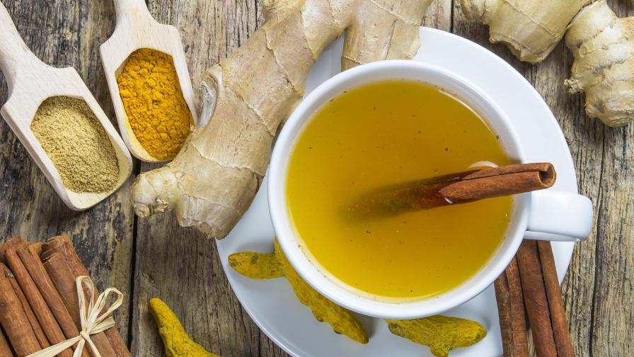 5 от най-добрите домашни средства, които помагат срещу настинка