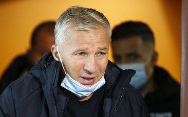 Дан Петреску: Ще видим какво ще покаже мачът с ЦСКА