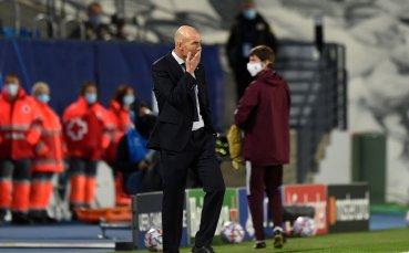 В Реал М обмислят треньорска смяна, вече има фаворити за поста на Зизу