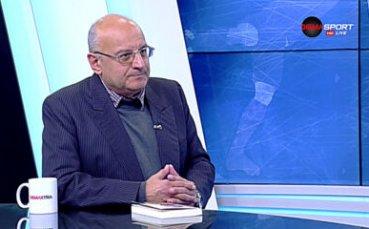 Румен Пайташев представи новата книга за Лео Меси