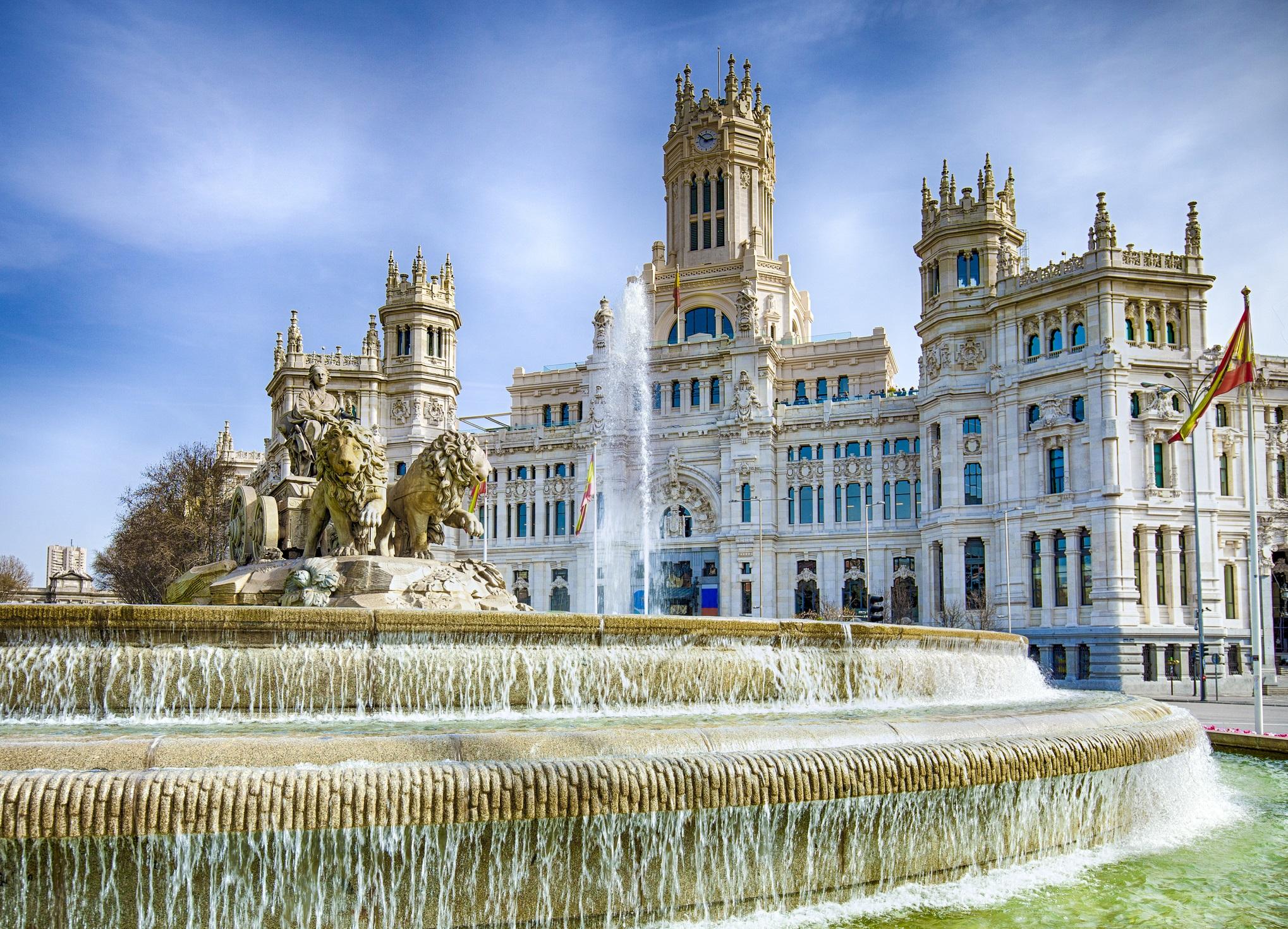 <p><strong>№10 Мадрид, Испания</strong></p>