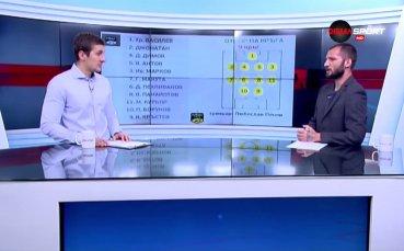 Най-добрите 11 в деветия кръг на efbet Лига
